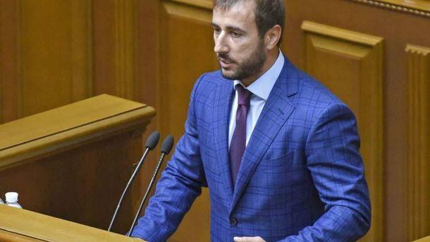Нардеп Сергей Рыбалка
