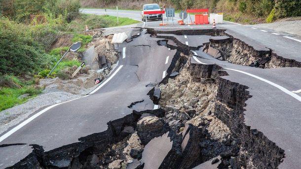 Наслідки землетрусу в Новій Зеландії