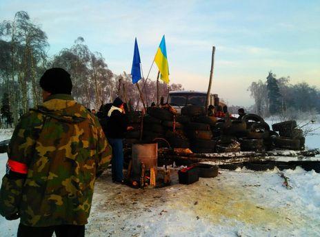 Съемки о Майдане
