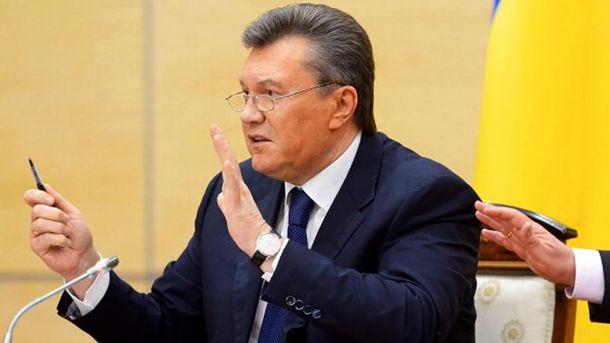 Янукович стверджує, що його образив Луценко