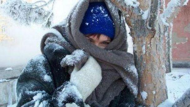 Температура повітря опуститься до -15 градусів