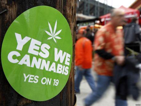 19 штатів США легалізували марихуану