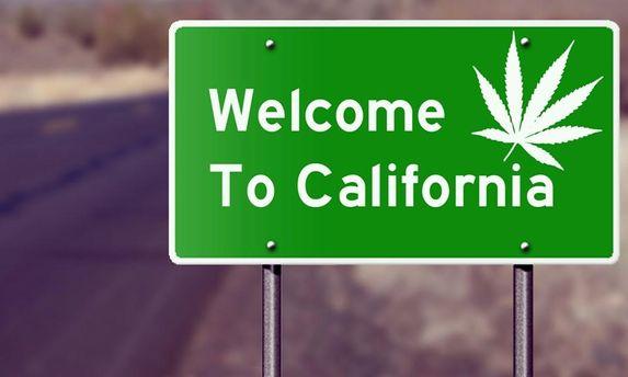 Добро пожаловать в Калифорнию