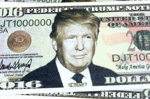 Дональд Трамп и доллар