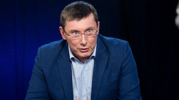 Луценко объяснил обыски у Садового