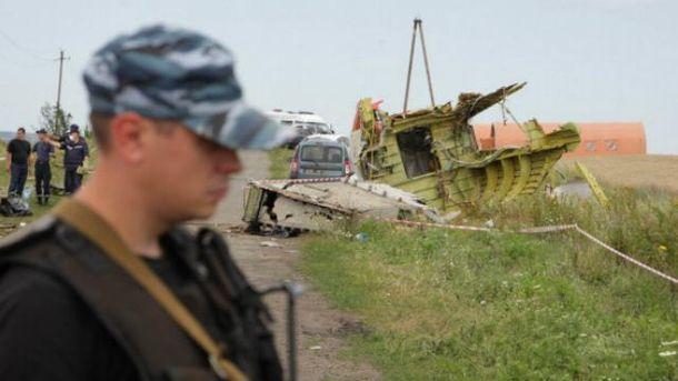 Boeing-777 был сбит 17 июля 2014 года