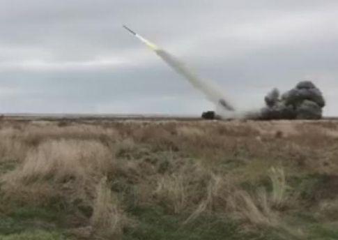 Испытание ракеты