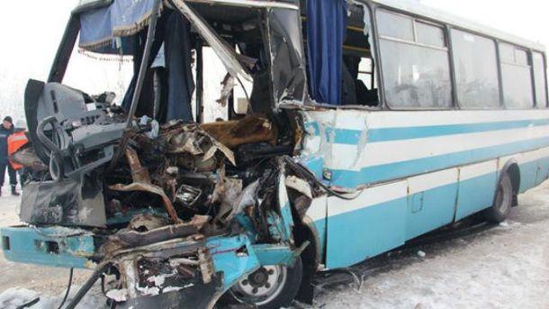Водитель погиб в больнице