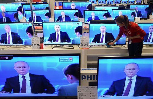 Кремль застосовує звичні шаблони для пропаганди