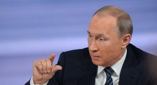 Путин уже не очень уверен, что избежит наказания