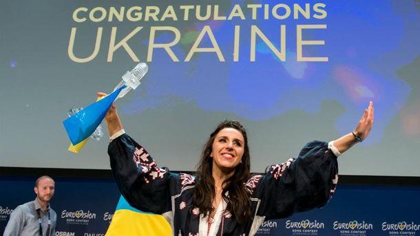 Евровидение-2017 привезла в Украину Джамала