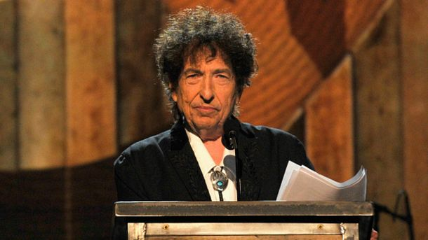 Боб Дилан не поедет за наградой