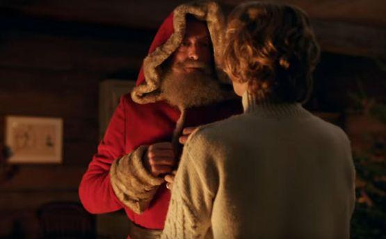 Санта-Клаус с женой