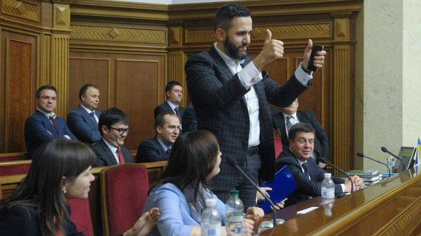 Нефьодов став першим заступником Кубіва