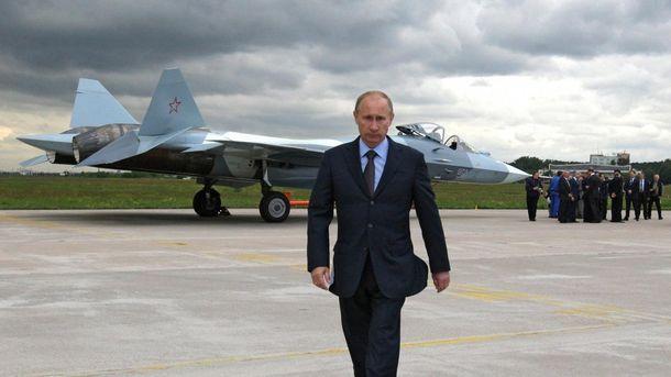 Путин для слуг готов на все