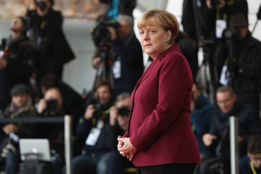Меркель вчетверте балотуватиметься на посаду канцлера, – ЗМІ