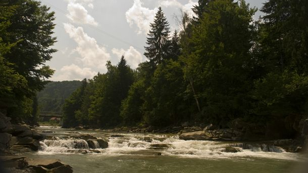 В Западных областях реки могут выйти из берегов