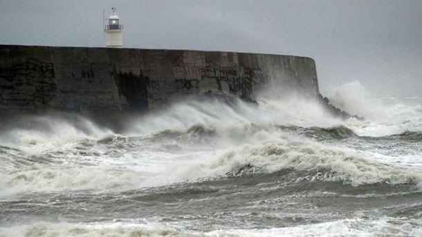 Біля морів  буде вітряно