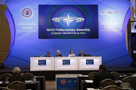Заседание ПА НАТО