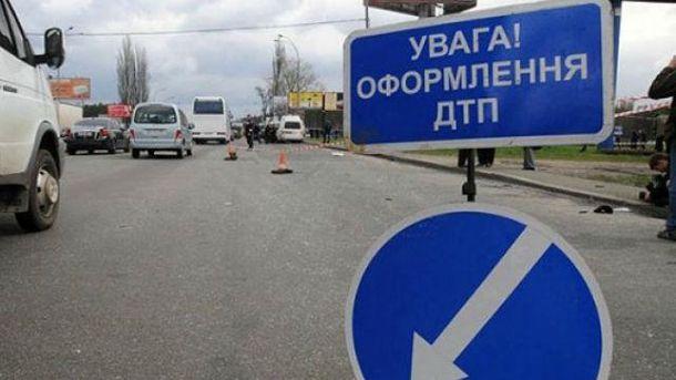 Українець помер на місці