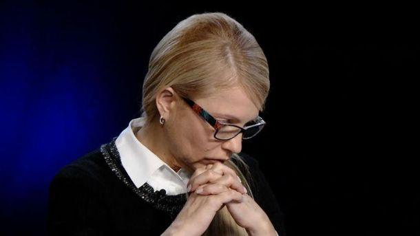 НАЗК  візьметься за Тимошенко
