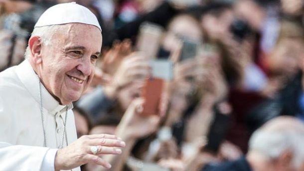 Франциск дозволив відпускати один з найтяжчих гріхів
