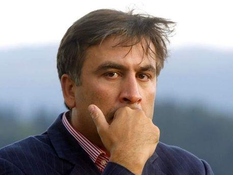 Экс-глава Одесской ОГА Михаил Саакашвили