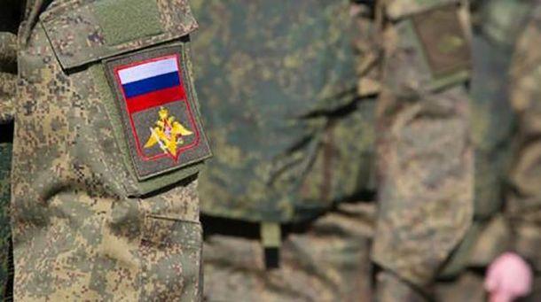 Во время аннексии украинские солдаты перешли служить на сторону России
