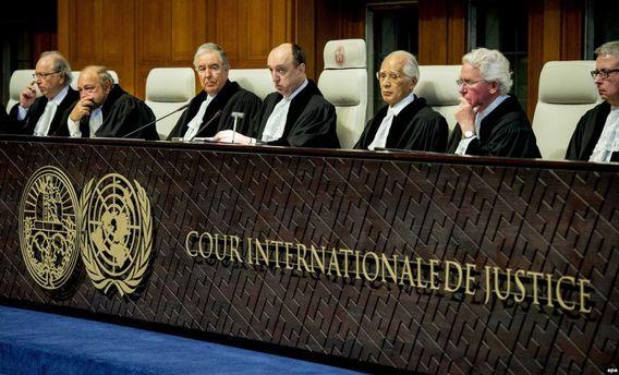 Украина хочет международного осуждения виновных в аннексии Крыма и войне на Донбассе