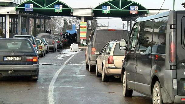 Фіскали запропонували українцям розстрочку на розмитнення авто