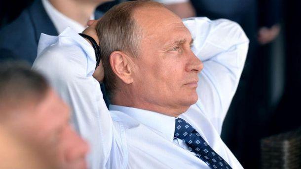 Путін назвав це віроломством