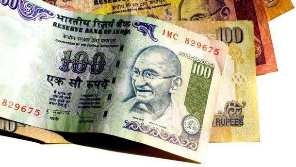 Індійська валюта