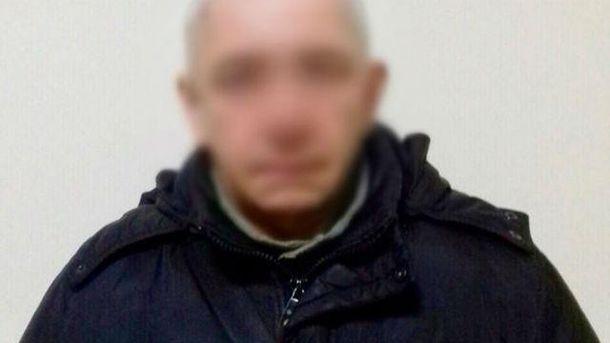 Бойовик захотів української пенсії
