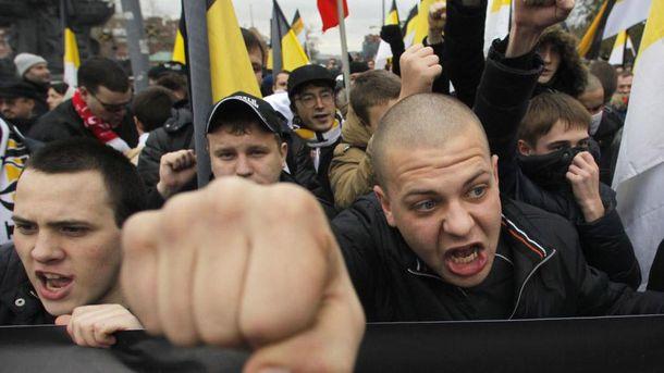 Российские националисты