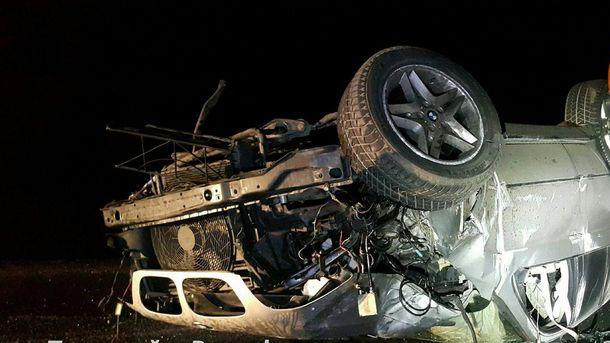 Шокуюча аварія під Києвом
