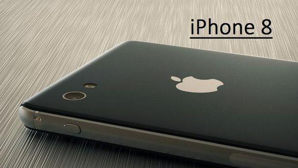 iPhone 8 отримає корпус із скла