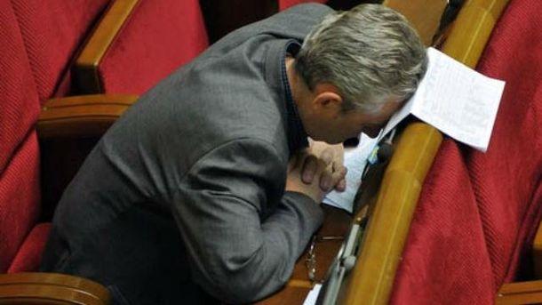Найвідповідальніший депутат виконав 11 з 12 своїх обіцянок