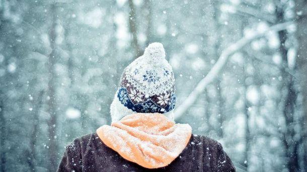 Вплив зимової погоди на людину