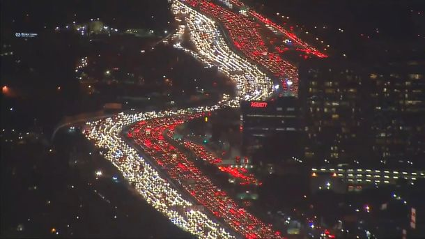 Трафик в США