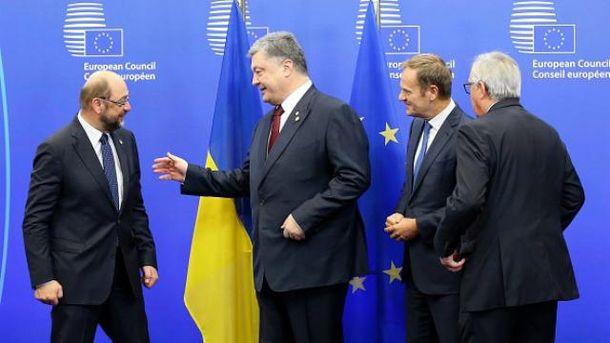 Саміт Україна–ЄС пройшов не на користь України