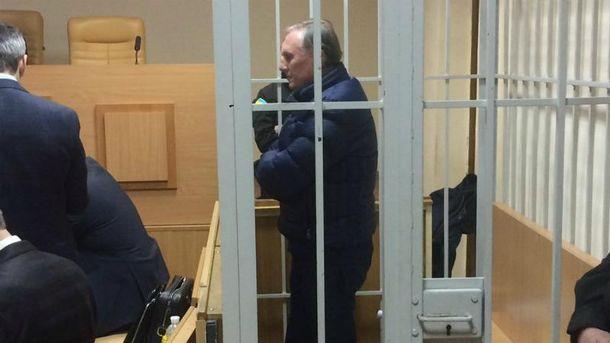 Новый год Сергей Ефремов будет встречать не дома