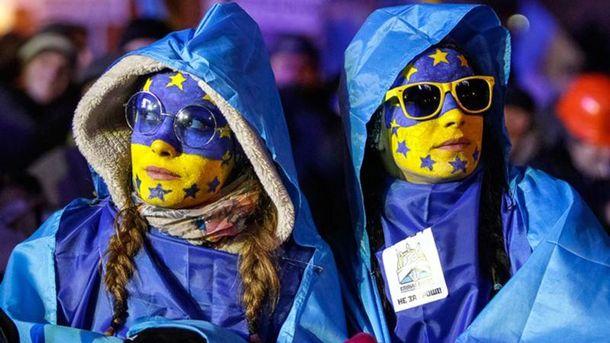 Європейцям є чому повчитися в України
