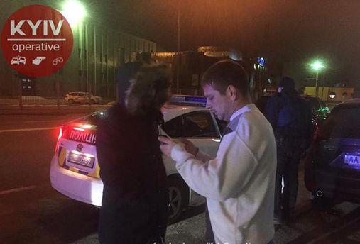 Полиция остановила нетрезвого водителя