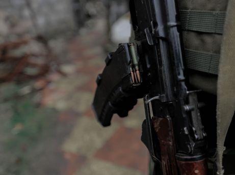 У зоні АТО працював снайпер