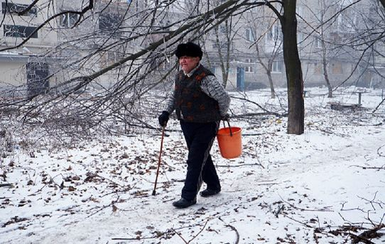 Зима для окупованих територій може видатись важкою