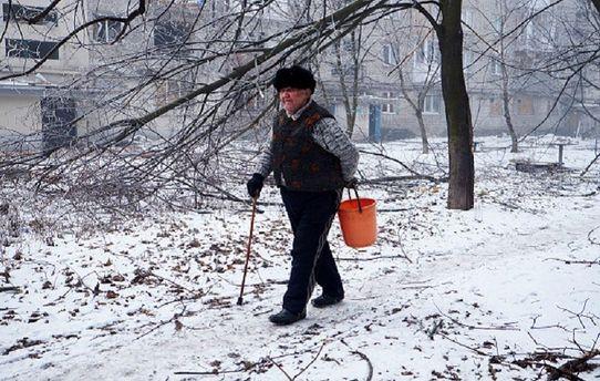 Зима для оккупированных территорий может показаться тяжелой