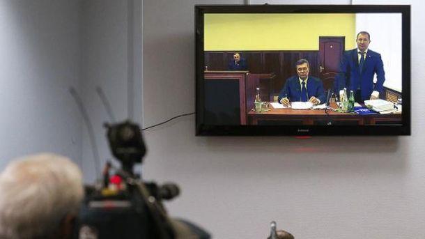 Янукович приехал на допрос в Ростове