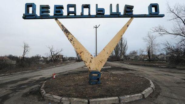 Боевики планируют провокации в Дебальцево