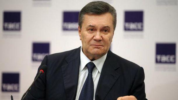 Янукович неожиданно разозлился на украинскую журналистку