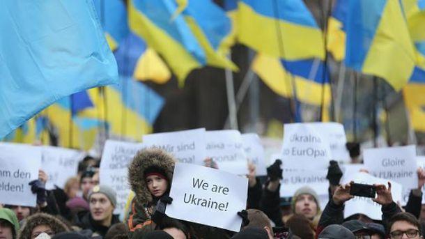 Украина не устает напоминать  Европе о себе